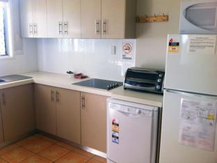 Airlie Apartments Kepulauan Whitsunday - Dapur