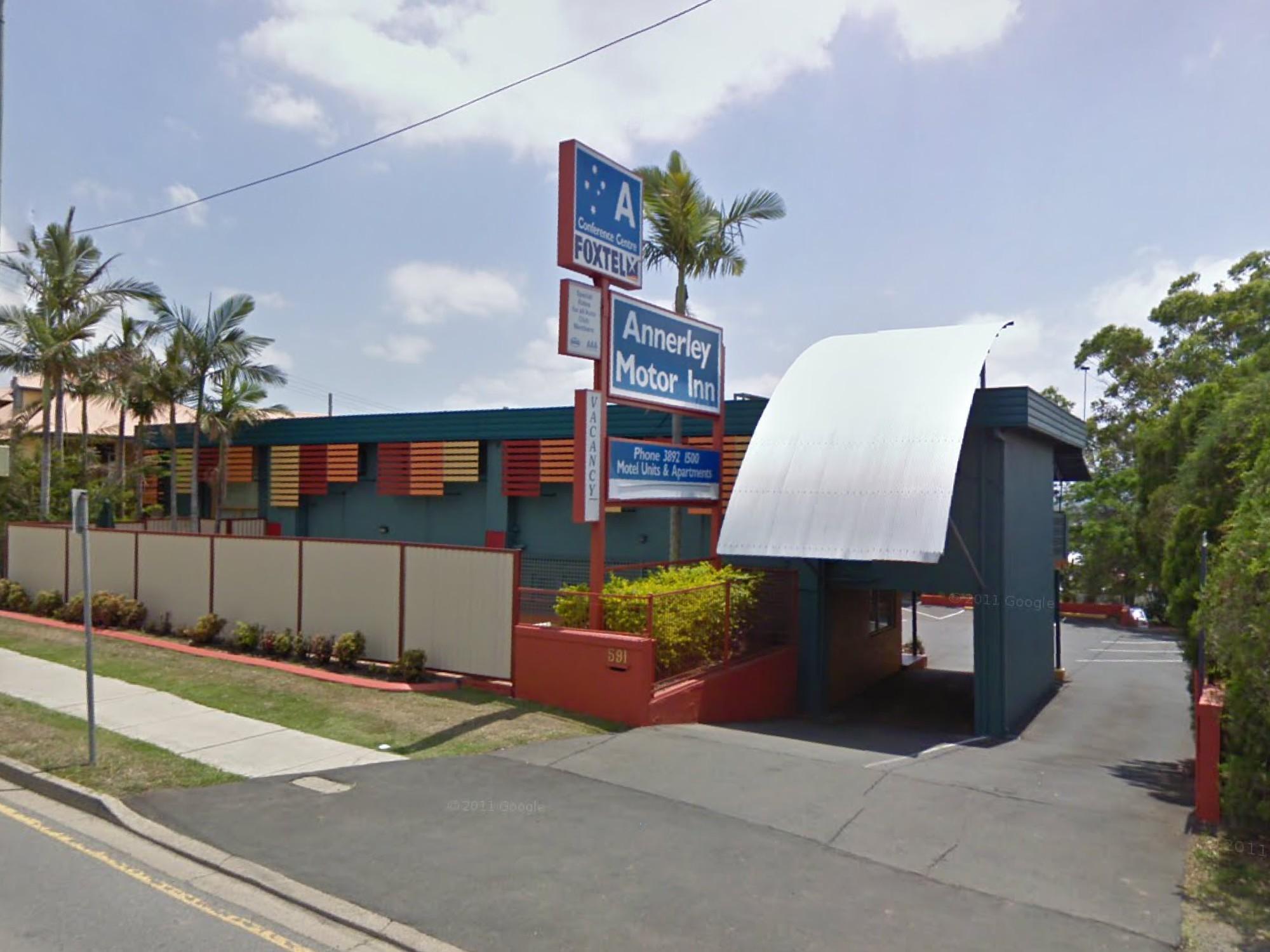 Annerley Motor Inn - Hotell och Boende i Australien , Brisbane