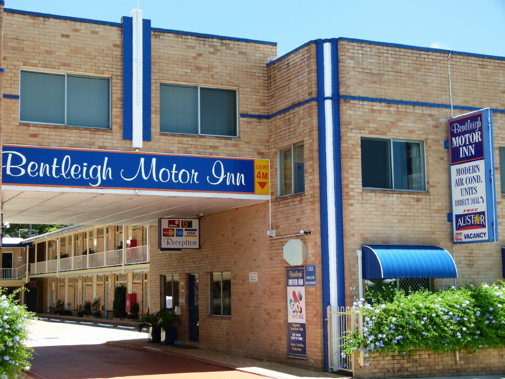Bentleigh Motor Inn - Hotell och Boende i Australien , Coffs Harbour