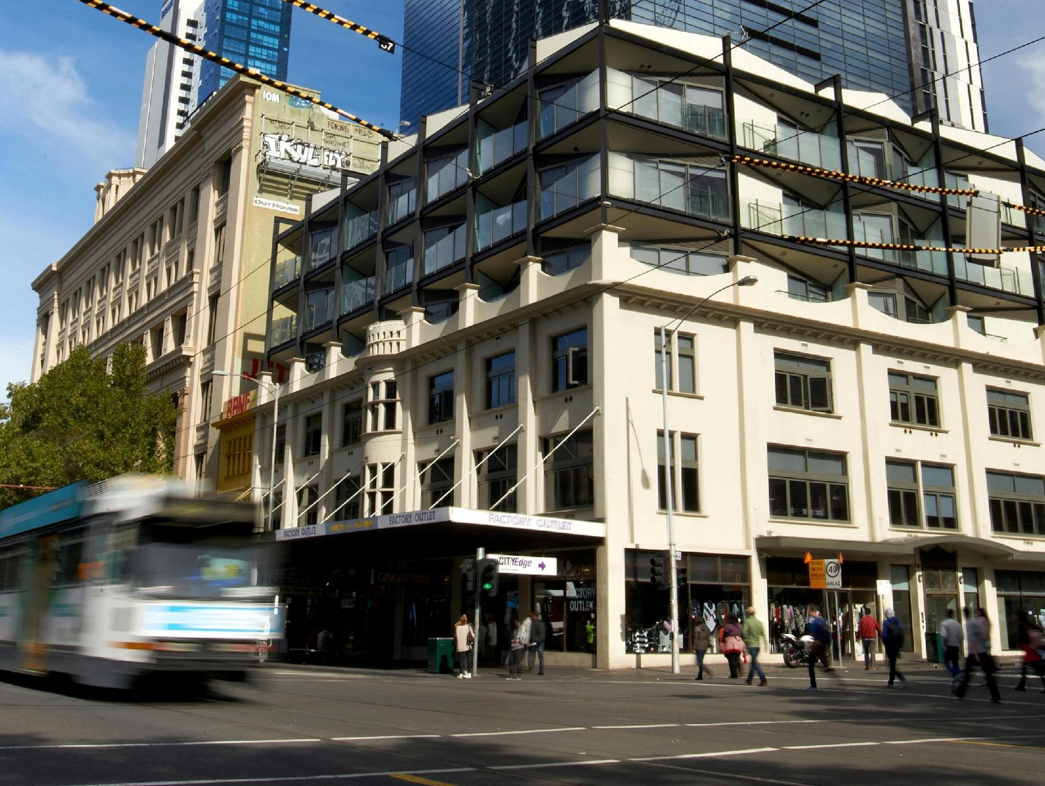 City Edge On Elizabeth Apartments - Hotell och Boende i Australien , Melbourne