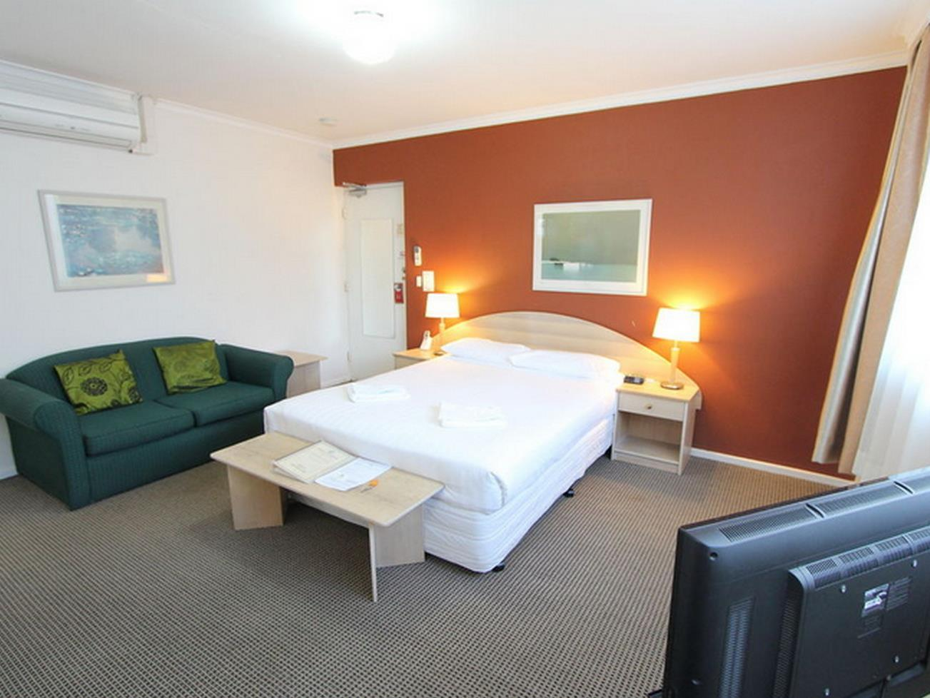 Drummond Serviced Apartments - Hotell och Boende i Australien , Melbourne
