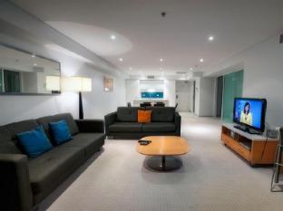 La Loft Apartments - North Terrace Adelaide - Lounge
