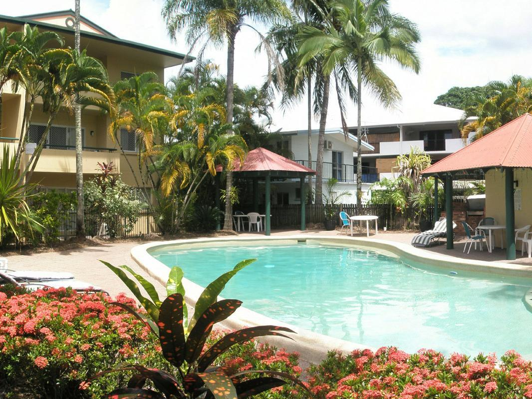 Tradewinds McLeod Holiday Apartments - Hotell och Boende i Australien , Cairns