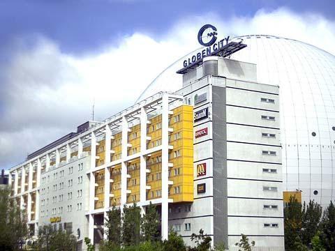 Hotell Quality Globe Hotel