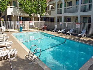 Motel 6 Santa Rosa North Santa Rosa Ca United States
