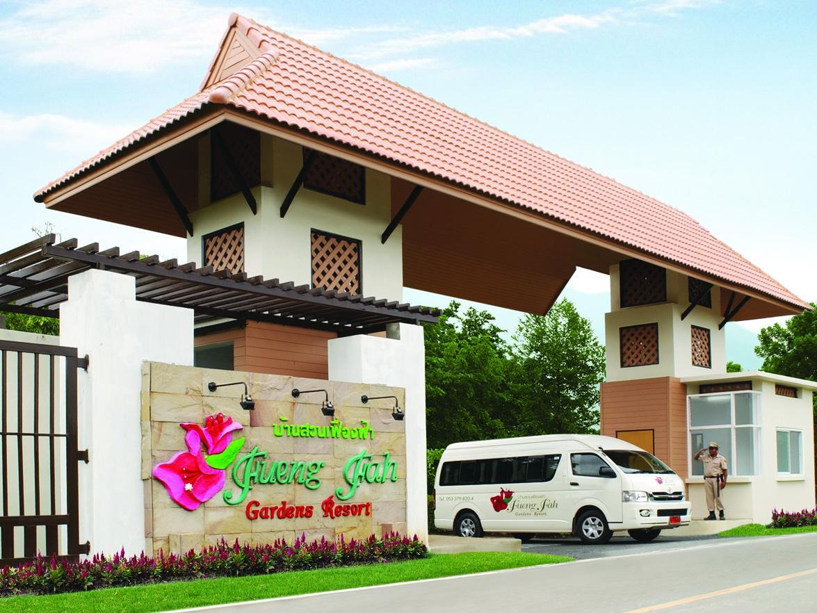Fuengfah Riverside Gardens Resort - Hotels and Accommodation in Thailand, Asia