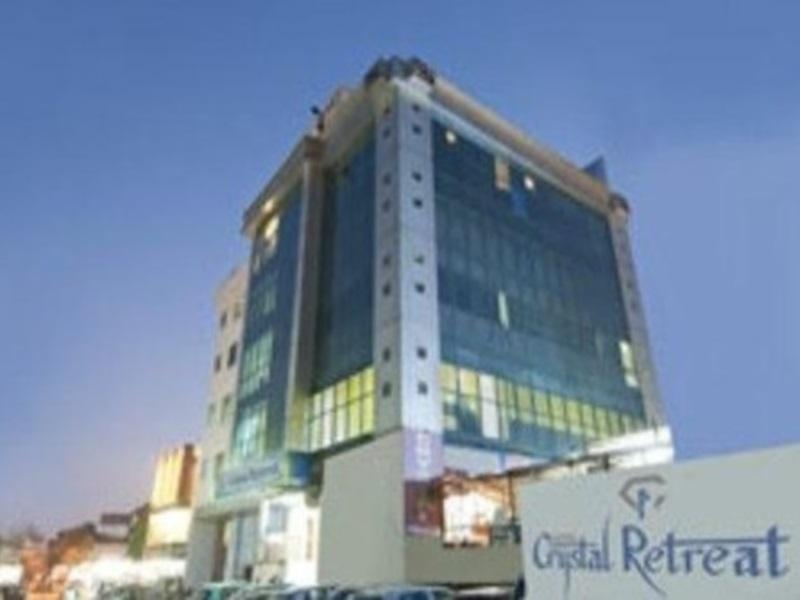 Hotel Crystal Retreat - Hotell och Boende i Indien i Agra