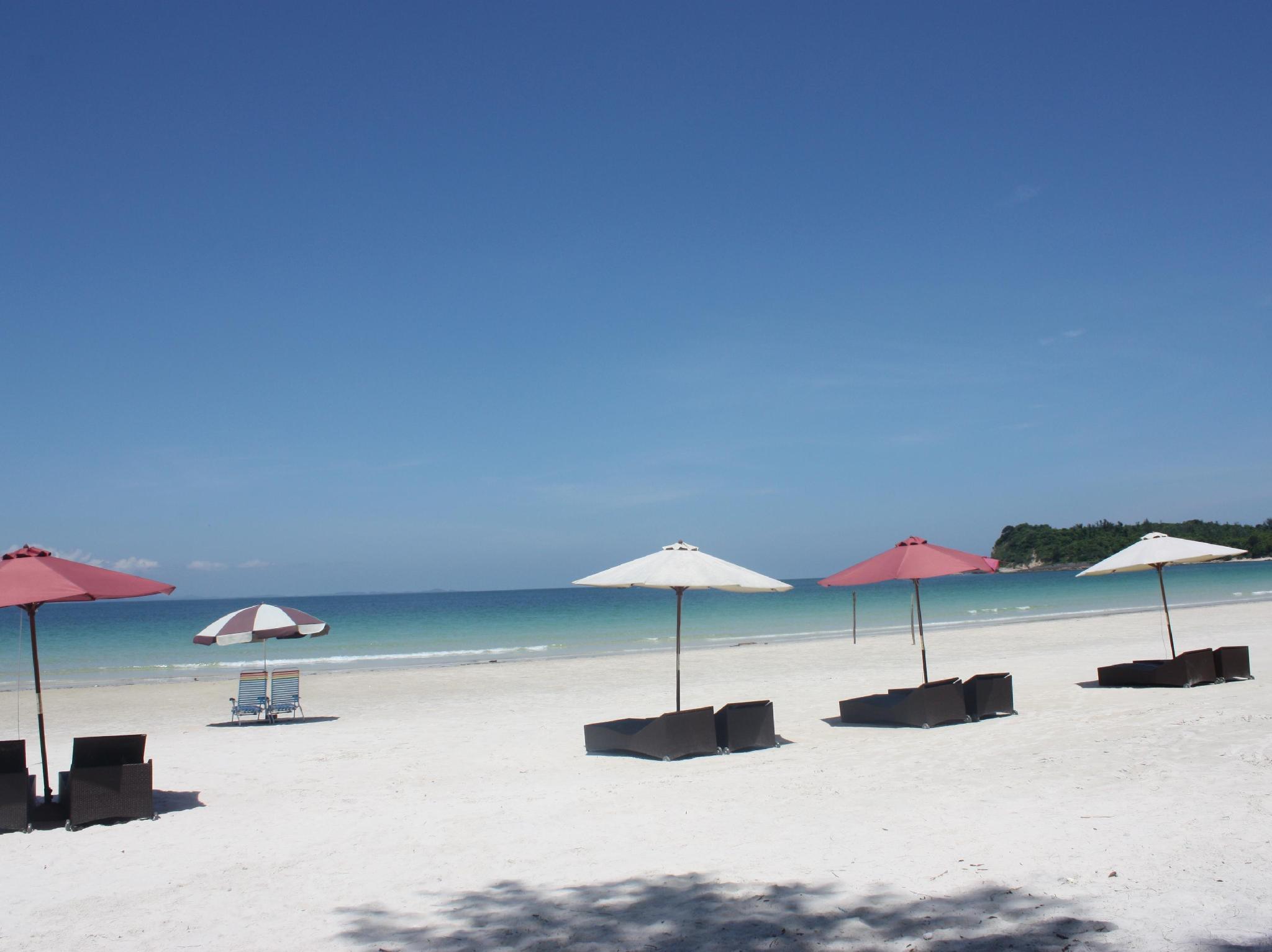 Hotell Minh Chau Resort