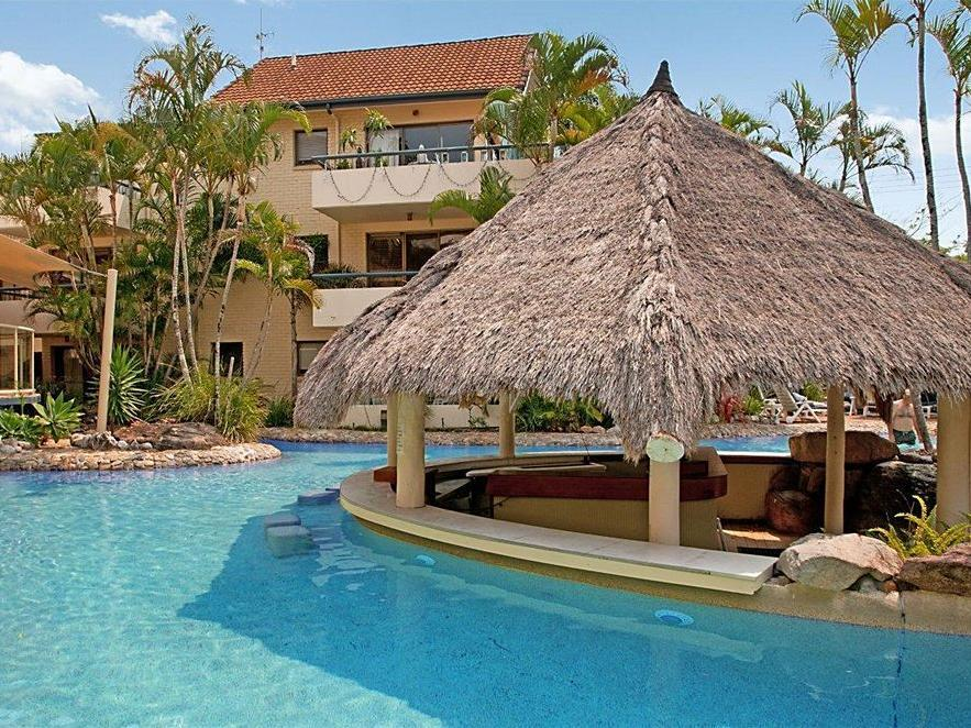 Noosa International Resort - Hotell och Boende i Australien , Noosa