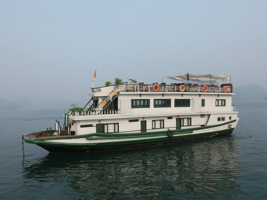 Bai Tu Long Junks - Hotell och Boende i Vietnam , Halong