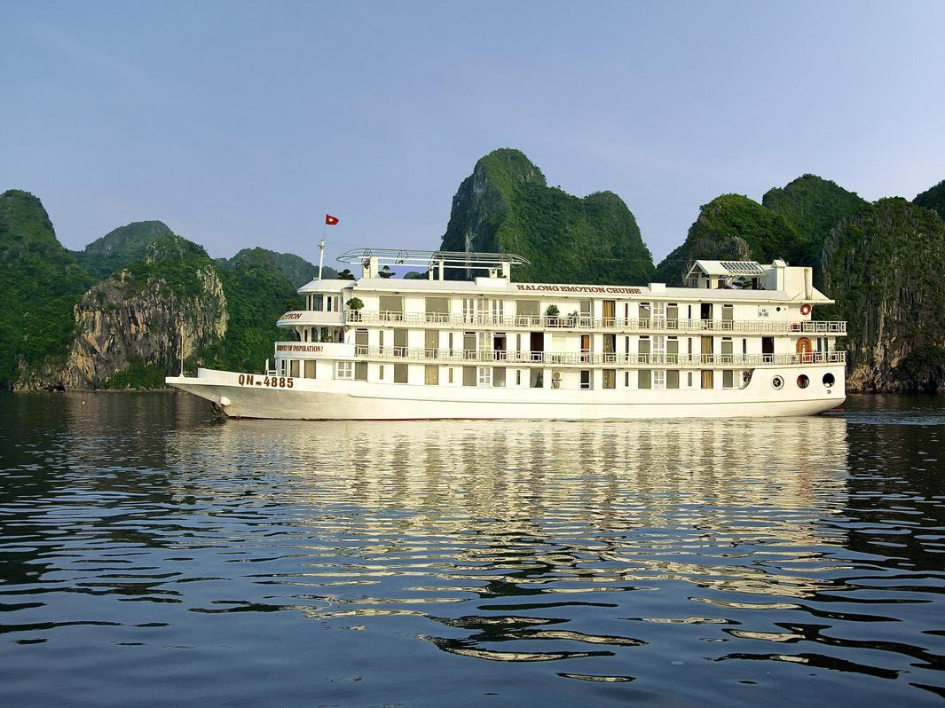 Hotell Halong Emotion Cruise