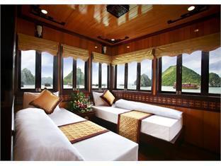 Halong Golden Lotus Cruise - More photos