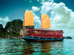 Halong Hai Long Junks