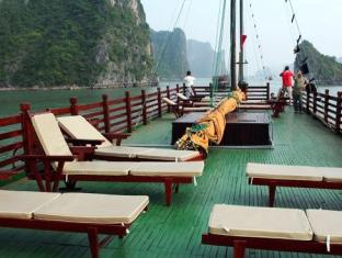 Halong Hai Long Junks - More photos