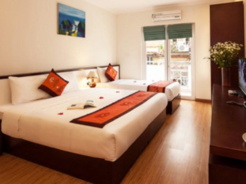 Hanoi Serenity Hotel - Hotell och Boende i Vietnam , Hanoi