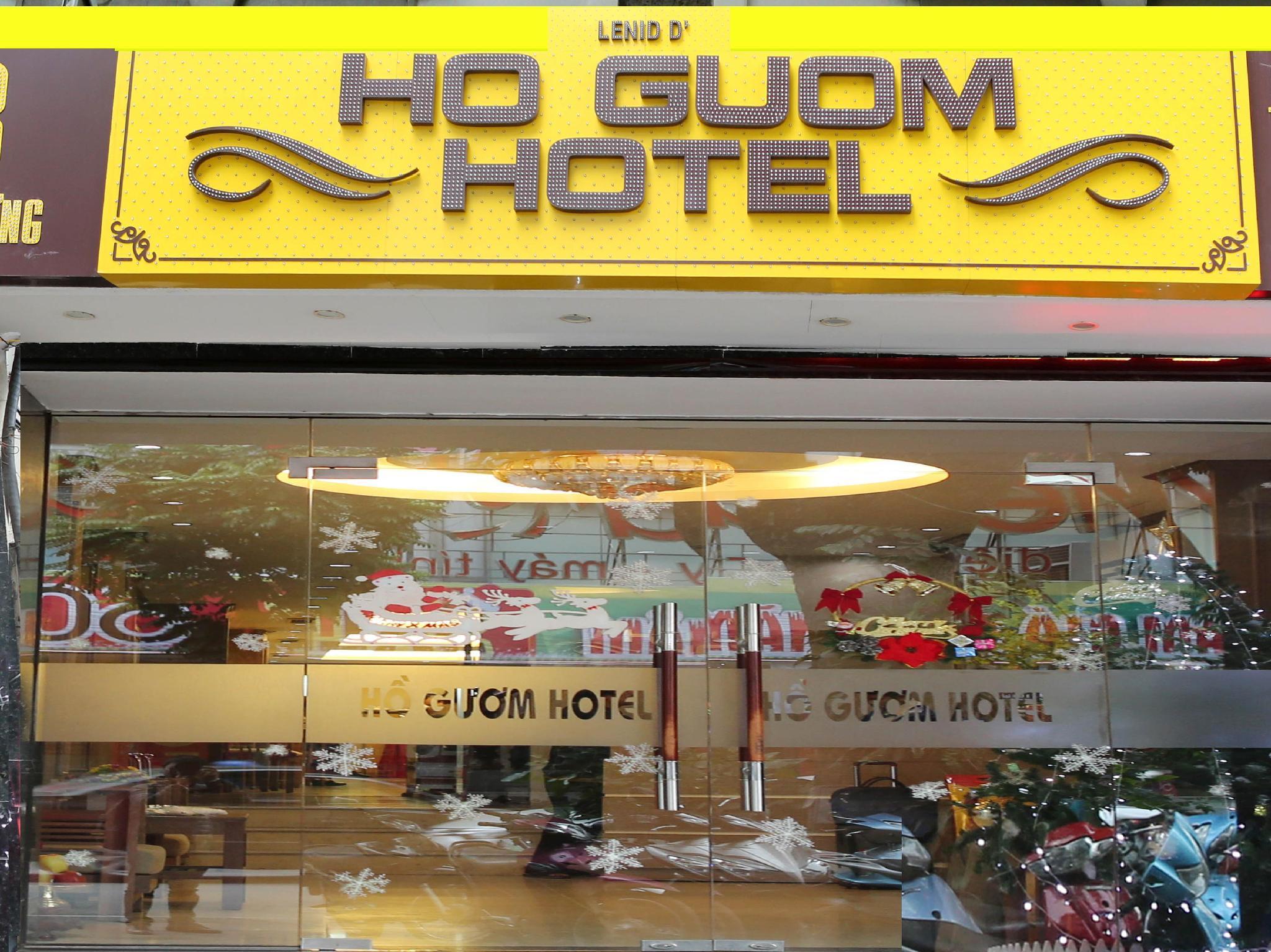 Hotell Ho Guom Hotel