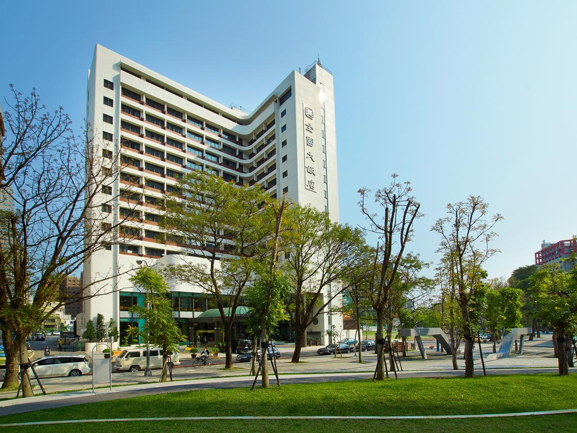 Hotel National - Hotels and Accommodation in Taiwan, Asia