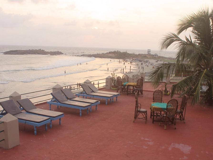 Jeevan Ayurvedic Beach Resort - Hotell och Boende i Indien i Kovalam