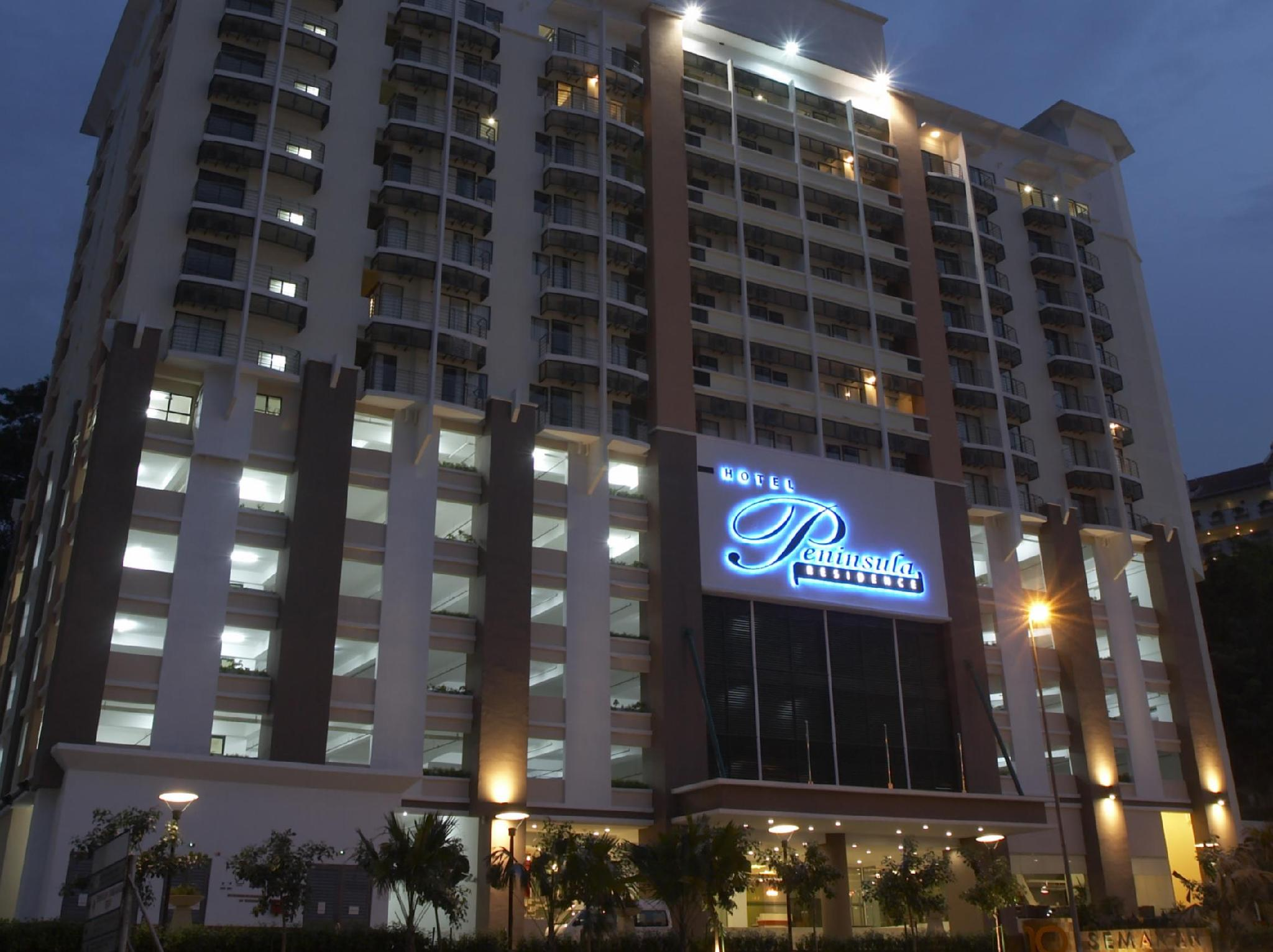 Peninsula Residence All Suite Hotel - Hotels and Accommodation in Malaysia, Asia