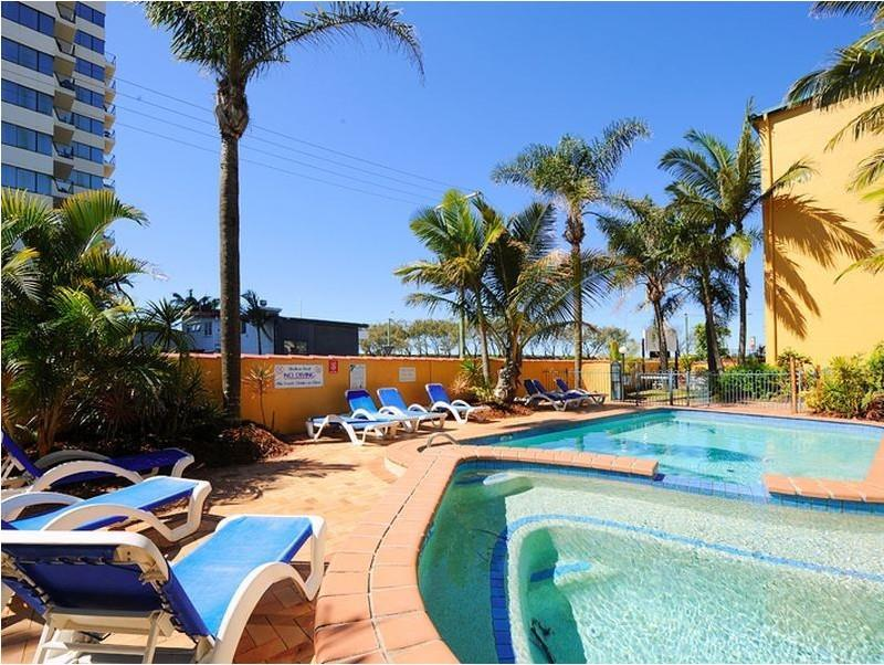 Kalua Holiday Apartments - Hotell och Boende i Australien , Sunshine Coast