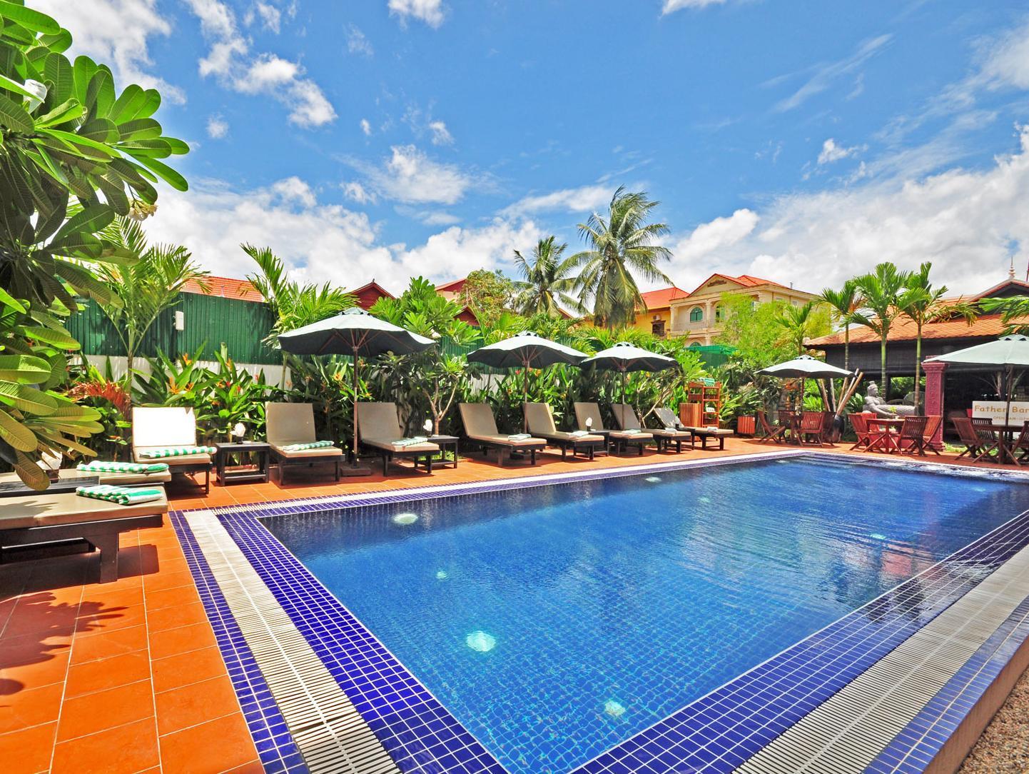 Motherhome Inn - Siem Reap