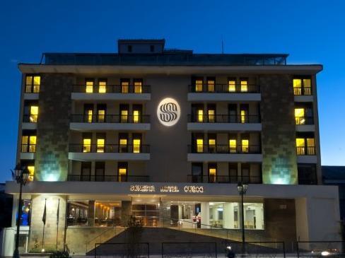 Sonesta Hotel Cusco - Hotell och Boende i Peru i Sydamerika