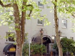 The Buchan Hotel ונקובר - בית המלון מבחוץ