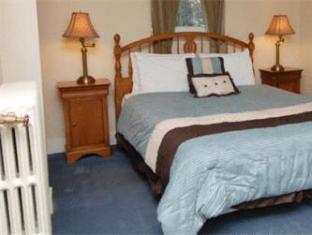 The Buchan Hotel ונקובר - חדר שינה