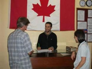 The Canadian Hostel Cairo - Reception