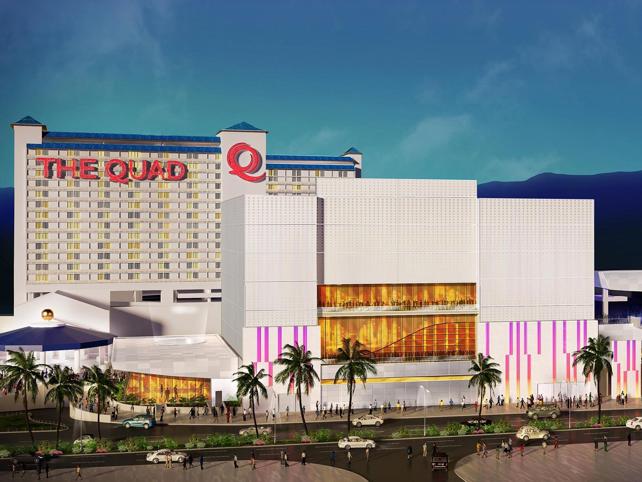 The Quad Resort and Casino