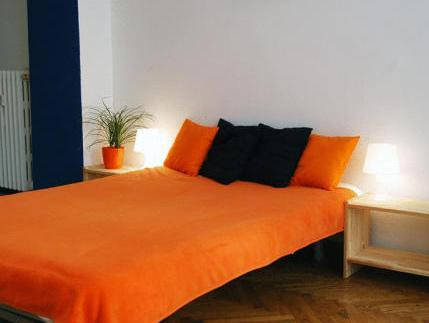 Aae Central Park Hostel Krakow (Cracow) - Guest Room