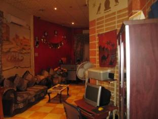 City Plaza Hostel Kahire - Bar/Bekleme Salonu