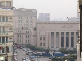 City Plaza Hostel Каир - Вид