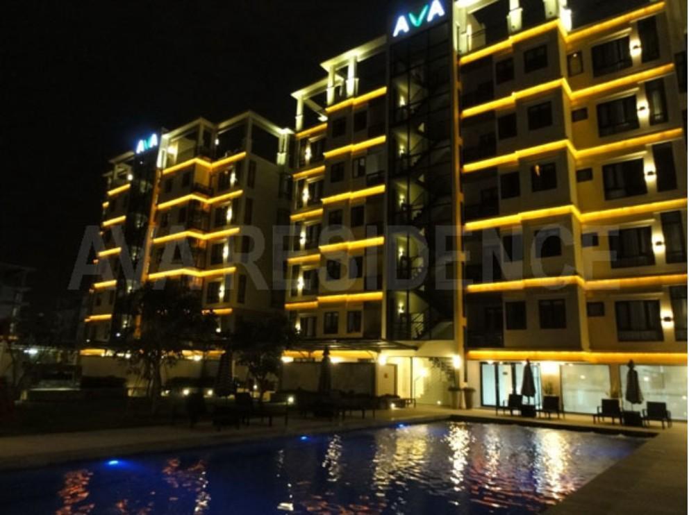 Hotell Ava Residences Ho Chi Minh City