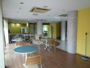 City Theme Hotel Malacca / Melaka - Breakfast Room