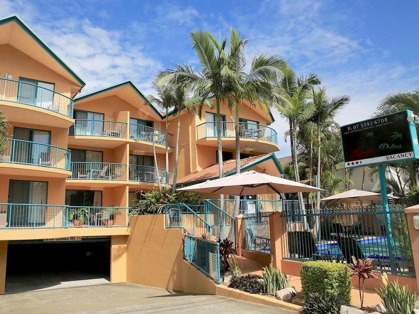 Karana Palms Resort - Hotell och Boende i Australien , Guldkusten