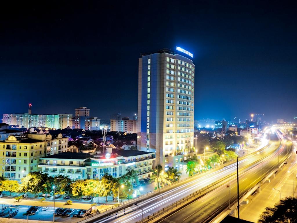 Hotell Muong Thanh Hanoi Hotel