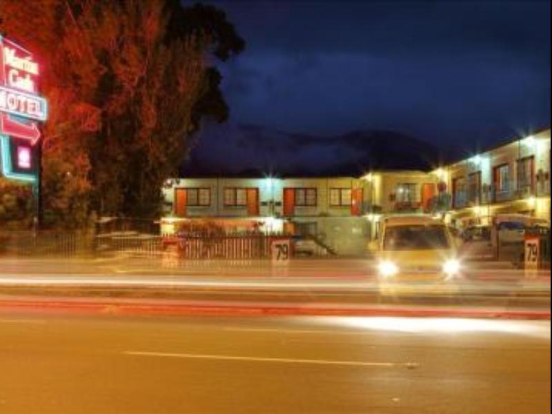 Martin Cash Motel - Hotell och Boende i Australien , Hobart