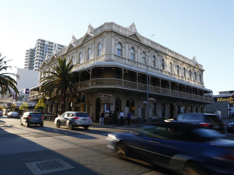The Melbourne Hotel - Hotell och Boende i Australien , Perth