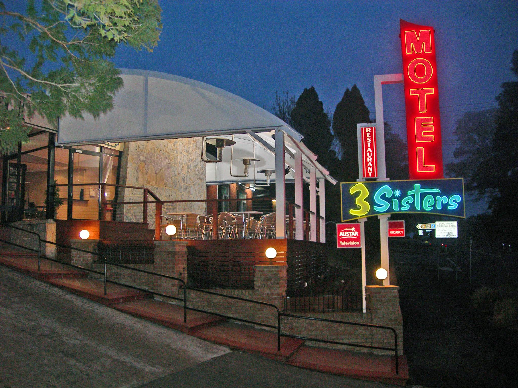 3 Sisters Motel - Hotell och Boende i Australien , Blue Mountains