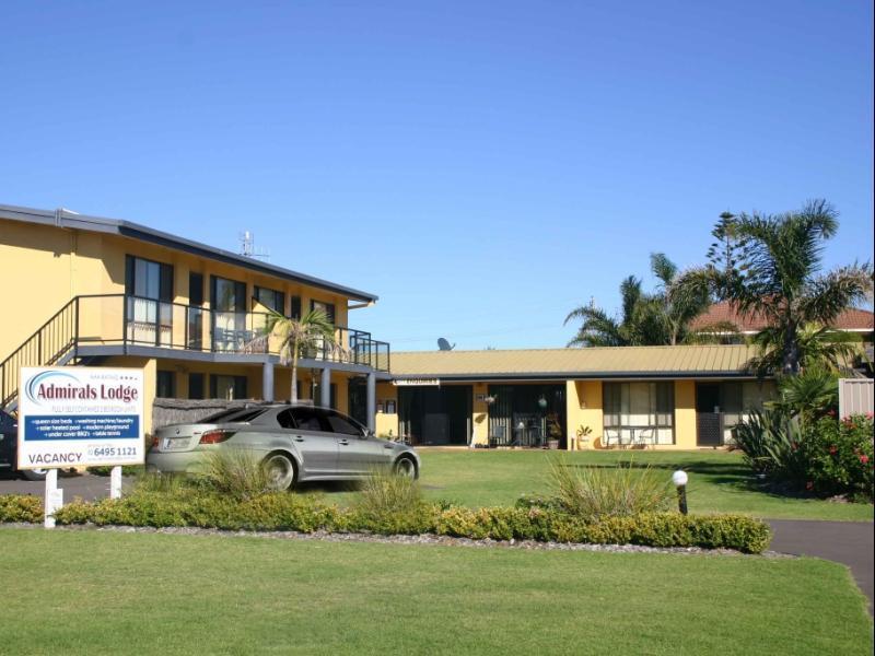 Admirals Lodge - Hotell och Boende i Australien , Merimbula