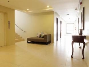 Alba Uno Hotel Cebu - Hotel Innenbereich