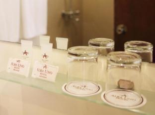 Alba Uno Hotel Cebu - Phòngtắm