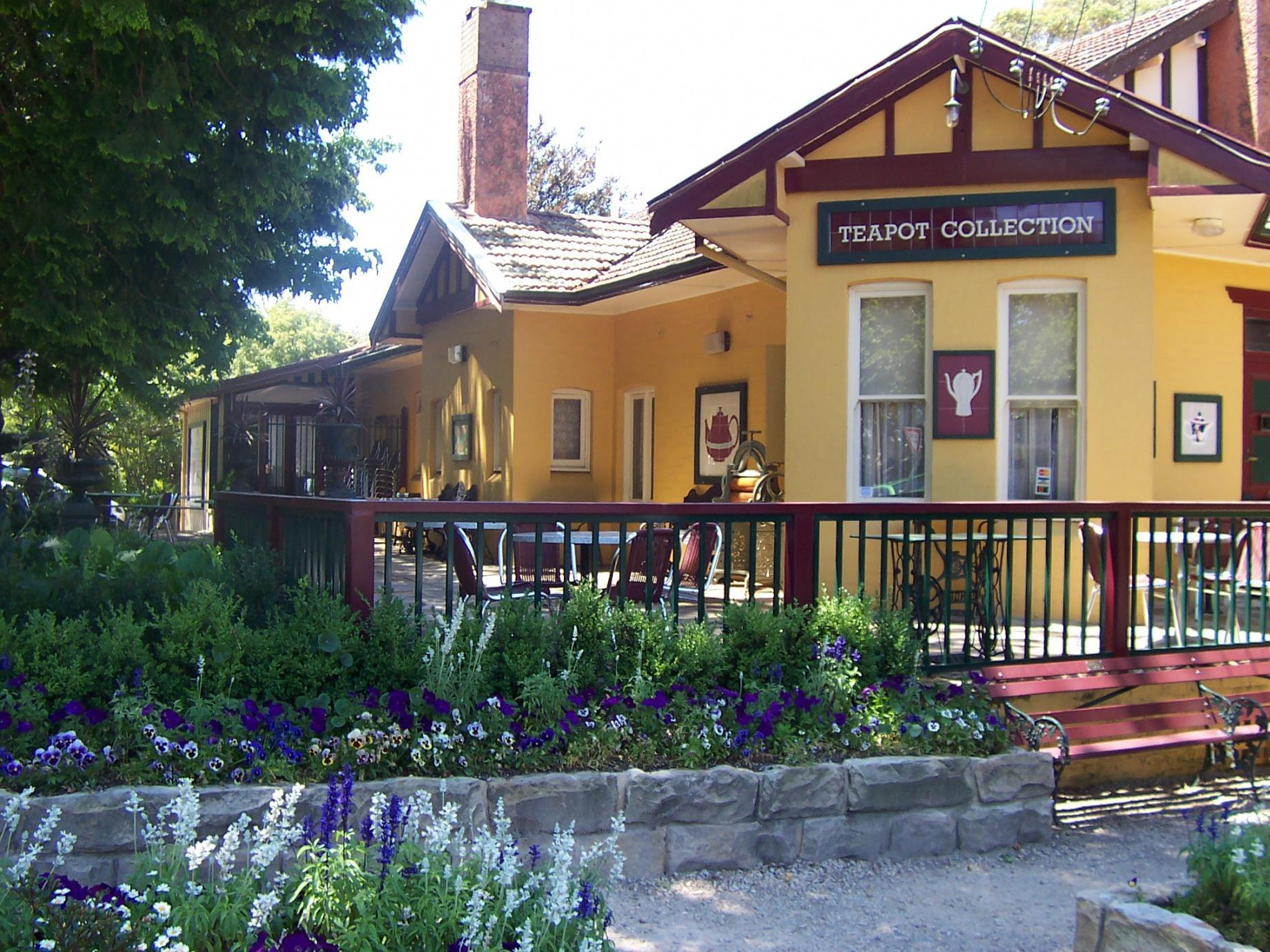 Bygone Beautys Cottages - Hotell och Boende i Australien , Blue Mountains