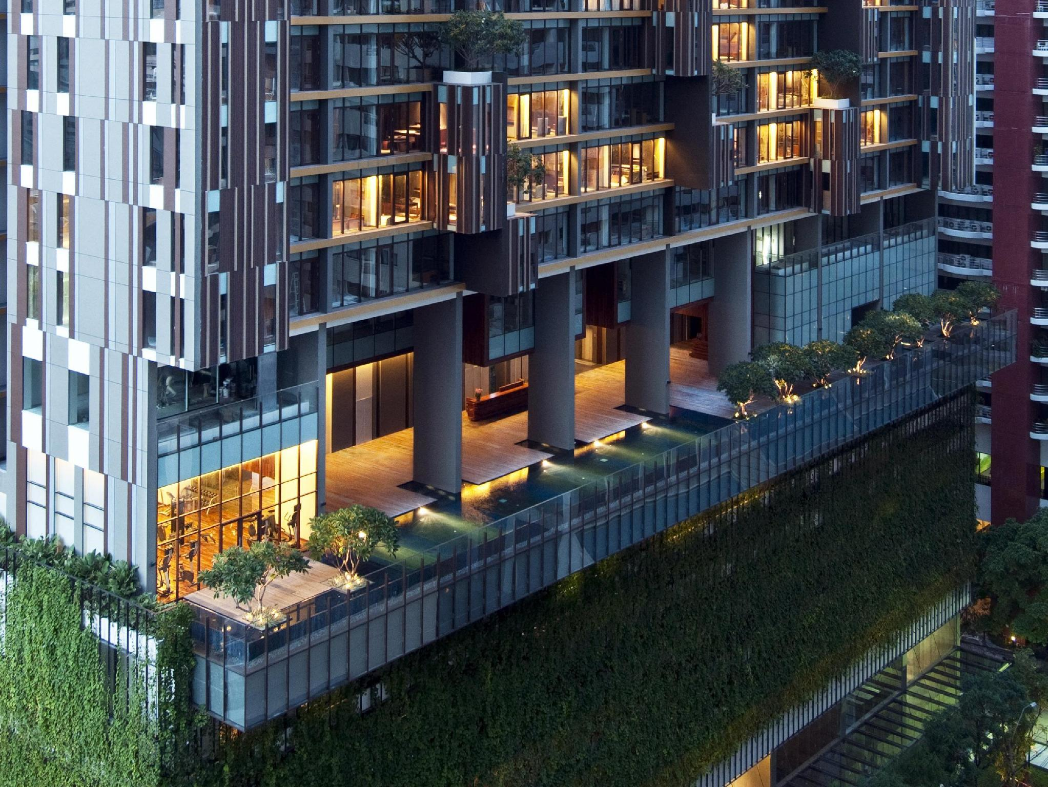 Hansar Bangkok Hotel - Hotels and Accommodation in Thailand, Asia