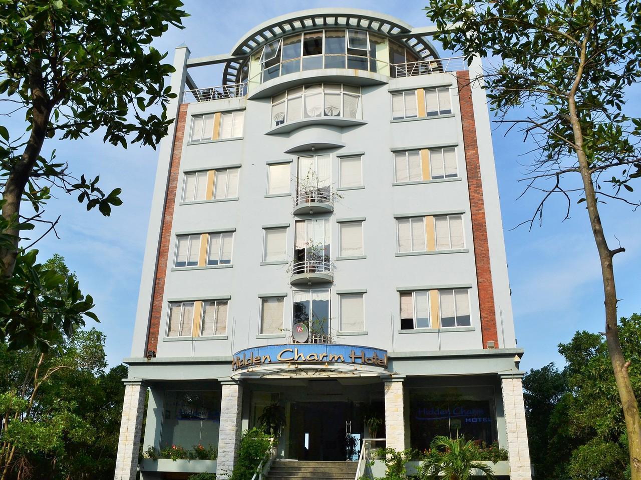 Hidden Charm Hotel - Hotell och Boende i Vietnam , Halong