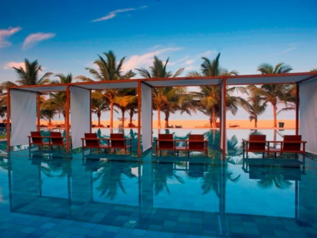 Blue Oceanic Beach Hotel Negombo Rates