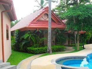 Happy Elephant Resort Phuket - A szálloda kívülről