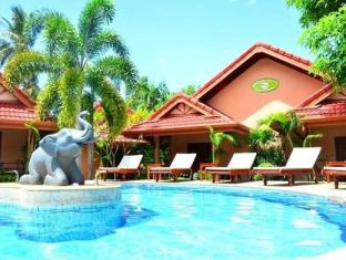 Happy Elephant Resort Phuket - Svømmebasseng