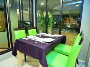The BluEco Hotel Phuket - Restaurante